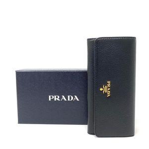 Prada Continental Flap Wallet